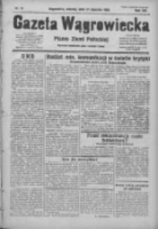 Gazeta Wągrowiecka: pismo ziemi pałuckiej 1933.01.17 R.13 Nr13