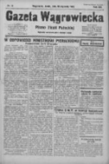 Gazeta Wągrowiecka: pismo ziemi pałuckiej 1933.01.18 R.13 Nr14