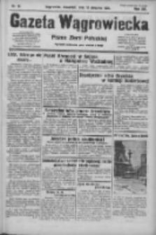 Gazeta Wągrowiecka: pismo ziemi pałuckiej 1933.01.19 R.13 Nr15
