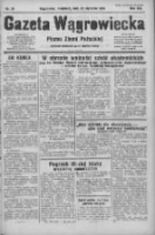 Gazeta Wągrowiecka: pismo ziemi pałuckiej 1933.01.22 R.13 Nr18
