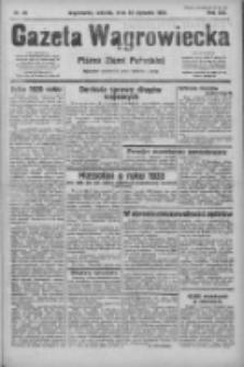 Gazeta Wągrowiecka: pismo ziemi pałuckiej 1933.01.24 R.13 Nr19