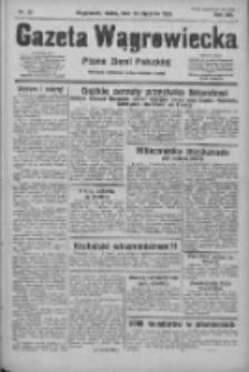 Gazeta Wągrowiecka: pismo ziemi pałuckiej 1933.01.25 R.13 Nr20