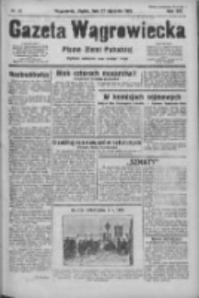 Gazeta Wągrowiecka: pismo ziemi pałuckiej 1933.01.27 R.13 Nr22