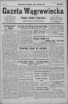 Gazeta Wągrowiecka: pismo ziemi pałuckiej 1933.02.02 R.13 Nr27