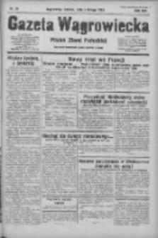 Gazeta Wągrowiecka: pismo ziemi pałuckiej 1933.02.04 R.13 Nr28