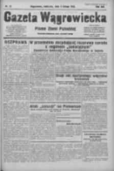 Gazeta Wągrowiecka: pismo ziemi pałuckiej 1933.02.05 R.13 Nr29