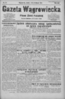 Gazeta Wągrowiecka: pismo ziemi pałuckiej 1933.02.08 R.13 Nr31