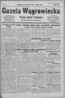 Gazeta Wągrowiecka: pismo ziemi pałuckiej 1933.02.09 R.13 Nr32