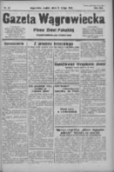 Gazeta Wągrowiecka: pismo ziemi pałuckiej 1933.02.10 R.13 Nr33