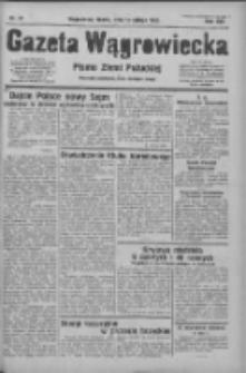 Gazeta Wągrowiecka: pismo ziemi pałuckiej 1933.02.15 R.13 Nr37