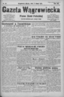 Gazeta Wągrowiecka: pismo ziemi pałuckiej 1933.02.17 R.13 Nr39