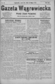 Gazeta Wągrowiecka: pismo ziemi pałuckiej 1933.02.23 R.13 Nr44