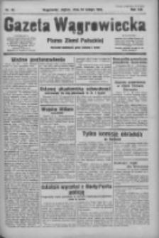 Gazeta Wągrowiecka: pismo ziemi pałuckiej 1933.02.24 R.13 Nr45