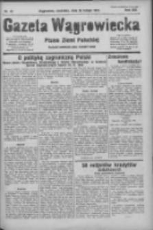 Gazeta Wągrowiecka: pismo ziemi pałuckiej 1933.02.26 R.13 Nr47