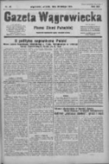 Gazeta Wągrowiecka: pismo ziemi pałuckiej 1933.02.28 R.13 Nr48