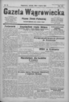 Gazeta Wągrowiecka: pismo ziemi pałuckiej 1933.03.07 R.13 Nr54