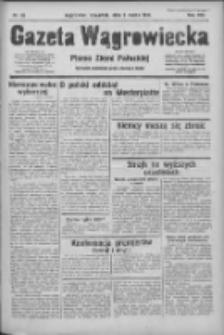 Gazeta Wągrowiecka: pismo ziemi pałuckiej 1933.03.09 R.13 Nr56