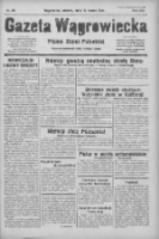 Gazeta Wągrowiecka: pismo ziemi pałuckiej 1933.03.14 R.13 Nr60