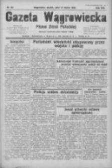 Gazeta Wągrowiecka: pismo ziemi pałuckiej 1933.03.17 R.13 Nr63