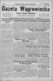 Gazeta Wągrowiecka: pismo ziemi pałuckiej 1933.03.18 R.13 Nr64