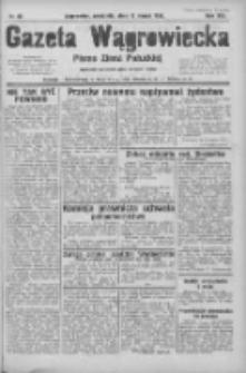 Gazeta Wągrowiecka: pismo ziemi pałuckiej 1933.03.19 R.13 Nr65
