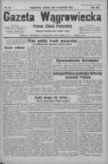 Gazeta Wągrowiecka: pismo ziemi pałuckiej 1933.04.08 R.13 Nr82