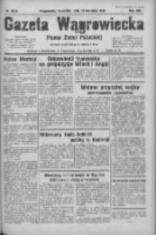 Gazeta Wągrowiecka: pismo ziemi pałuckiej 1933.04.13 R.13 Nr86A