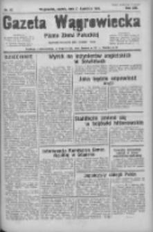 Gazeta Wągrowiecka: pismo ziemi pałuckiej 1933.04.21 R.13 Nr92