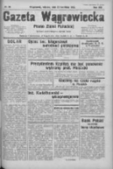 Gazeta Wągrowiecka: pismo ziemi pałuckiej 1933.04.25 R.13 Nr95