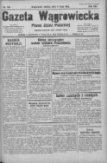 Gazeta Wągrowiecka: pismo ziemi pałuckiej 1933.05.05 R.13 Nr103