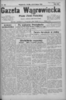 Gazeta Wągrowiecka: pismo ziemi pałuckiej 1933.05.06 R.13 Nr104