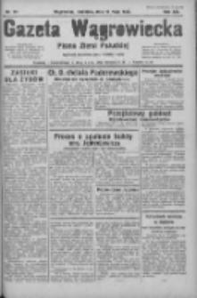 Gazeta Wągrowiecka: pismo ziemi pałuckiej 1933.05.14 R.13 Nr111
