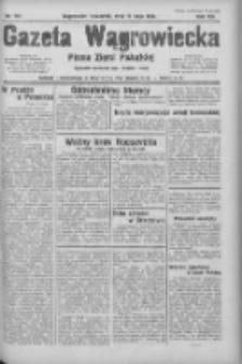 Gazeta Wągrowiecka: pismo ziemi pałuckiej 1933.05.18 R.13 Nr114