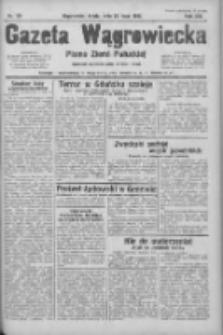 Gazeta Wągrowiecka: pismo ziemi pałuckiej 1933.05.24 R.13 Nr119