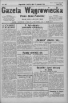 Gazeta Wągrowiecka: pismo ziemi pałuckiej 1933.06.03 R.13 Nr127