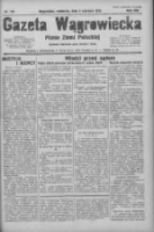 Gazeta Wągrowiecka: pismo ziemi pałuckiej 1933.06.04 R.13 Nr128