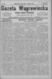 Gazeta Wągrowiecka: pismo ziemi pałuckiej 1933.06.07 R.13 Nr129