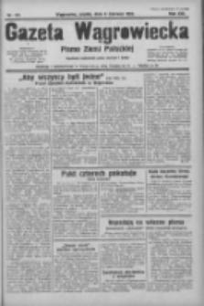 Gazeta Wągrowiecka: pismo ziemi pałuckiej 1933.06.09 R.13 Nr131