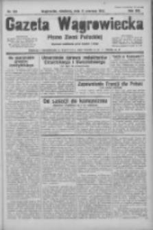 Gazeta Wągrowiecka: pismo ziemi pałuckiej 1933.06.11 R.13 Nr133