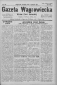 Gazeta Wągrowiecka: pismo ziemi pałuckiej 1933.06.13 R.13 Nr134