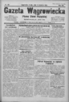 Gazeta Wągrowiecka: pismo ziemi pałuckiej 1933.06.14 R.13 Nr135