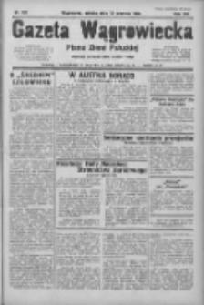 Gazeta Wągrowiecka: pismo ziemi pałuckiej 1933.06.17 R.13 Nr137