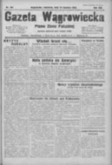 Gazeta Wągrowiecka: pismo ziemi pałuckiej 1933.06.18 R.13 Nr138