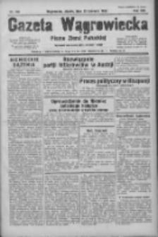 Gazeta Wągrowiecka: pismo ziemi pałuckiej 1933.06.23 R.13 Nr142