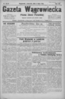 Gazeta Wągrowiecka: pismo ziemi pałuckiej 1933.07.06 R.13 Nr152B
