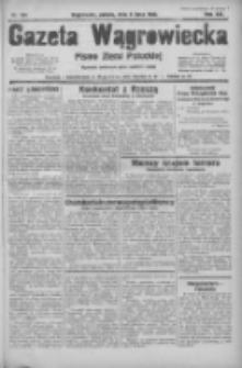 Gazeta Wągrowiecka: pismo ziemi pałuckiej 1933.07.08 R.13 Nr154