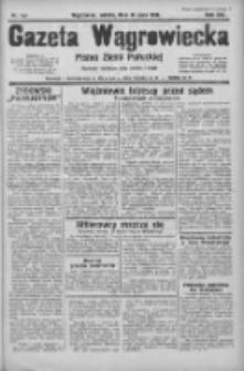 Gazeta Wągrowiecka: pismo ziemi pałuckiej 1933.07.15 R.13 Nr160