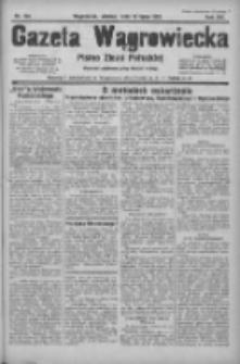 Gazeta Wągrowiecka: pismo ziemi pałuckiej 1933.07.18 R.13 Nr162
