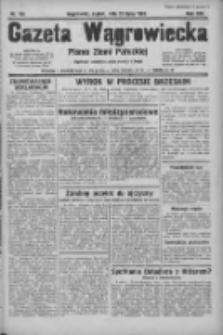 Gazeta Wągrowiecka: pismo ziemi pałuckiej 1933.07.21 R.13 Nr165