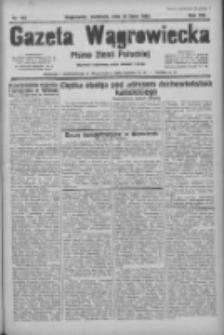 Gazeta Wągrowiecka: pismo ziemi pałuckiej 1933.07.23 R.13 Nr167